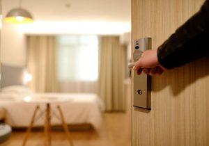 Travel tip for room upgrade